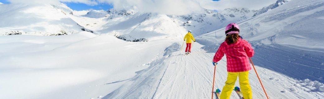 Skifahren, Skifahrer auf der Skipiste  , Quelle: ©wojciech_gajda/istockphoto