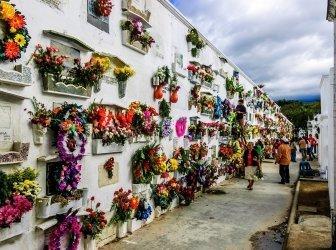 Friedhof, Antigua Guatemala