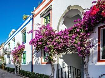 Puerto de Mogan, wunscherschöne, romaantische Altstadt auf Gran Canaria