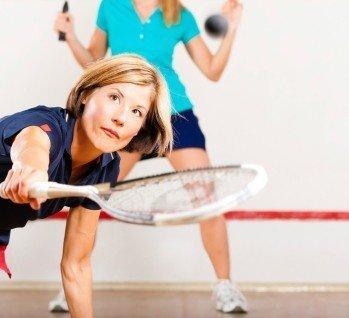 Squash & Badminton, Quelle: ©gpointstudio/istockphoto