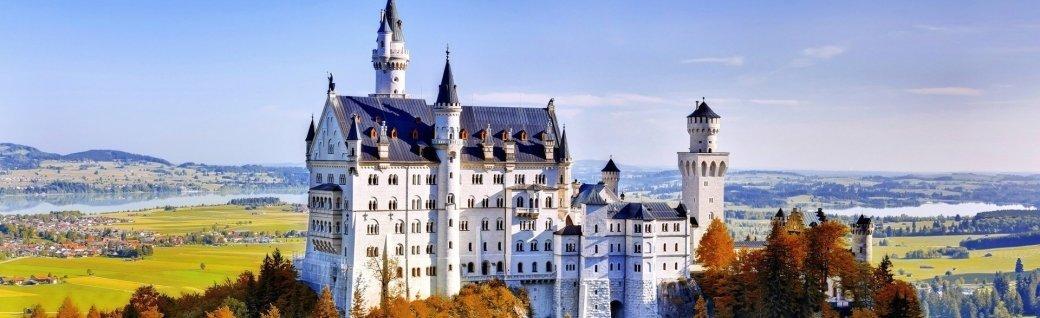 Schloss Neuschwanstein, Deutschland, Quelle: Noppasin Wongchum/istockphoto