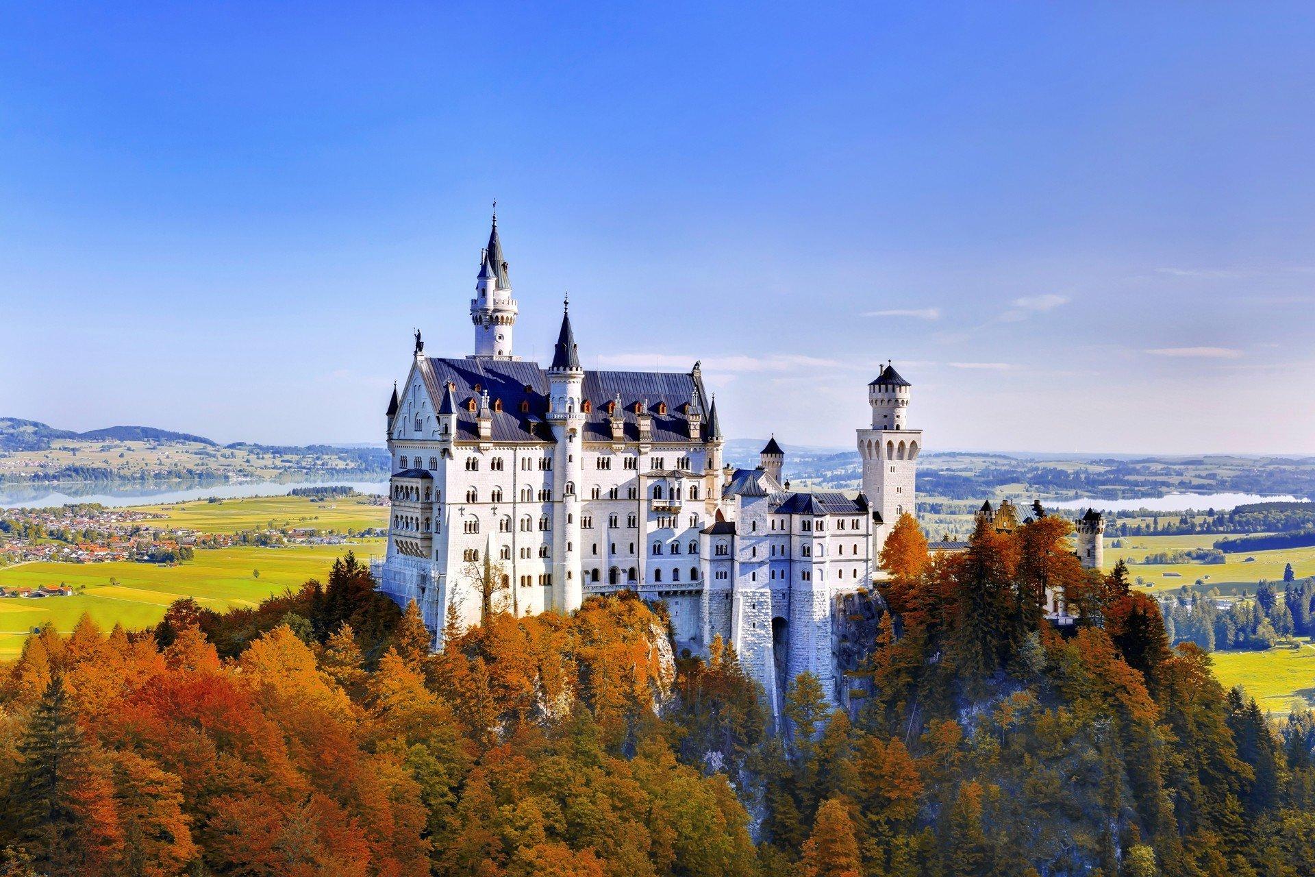 Kurz Reisen Mit Schloß & Burg Führung