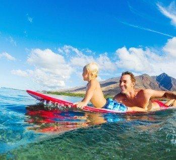 Wassersport Wochenende, Quelle: EpicStockMedia/istockphoto