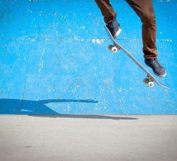 Skate & Fun, Quelle: marcoprati/istockphoto