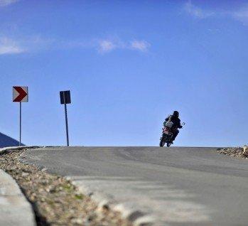 Motorradreisen, Quelle: roibu/istockphoto