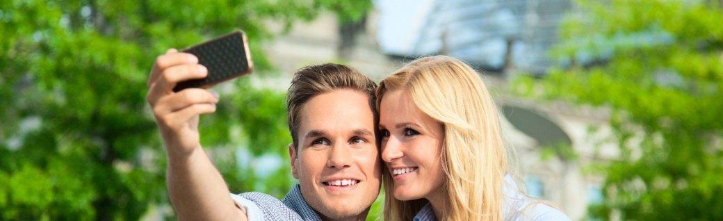 Junges Paar in Berlin, Quelle: Brzozowska/istockphoto