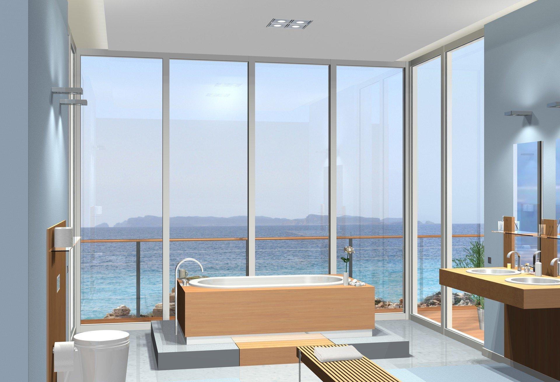 Kurzreisen in Hotelzimmer mit freistehender Badewanne ...