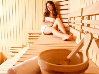 Ich liebe Sauna