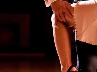 Lassen Sie den Tango!
