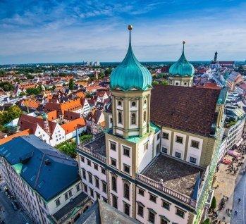 Augsburg, Quelle: Sean Pavone/istockphoto