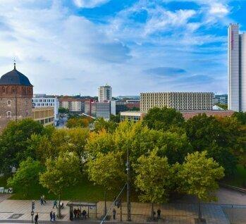 Chemnitz, Quelle: Enrico Giuseppe Agostoni/istockphoto