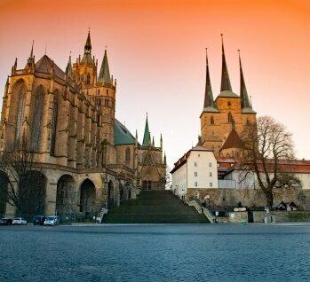 Erfurt, Quelle: Meinzahn/istockphoto