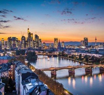 Frankfurt am Main, Quelle: Sean Pavone/istockphoto