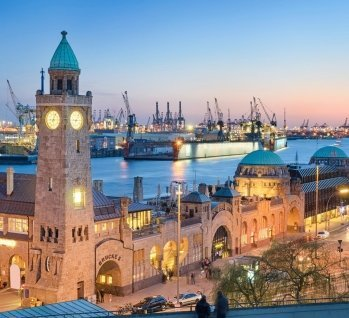 Hamburg, Quelle: EdnaM/istockphoto