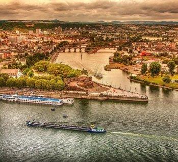 Koblenz, Quelle: bbsferrari/istockphoto