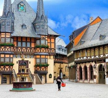 Wernigerode, Quelle: Iryna Soltyska/istockphoto