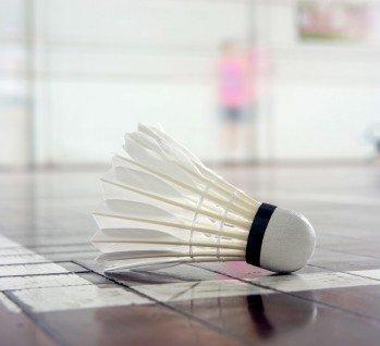 Badminton, Quelle: PorFang/istockphoto