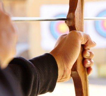 Bogenschießen, Quelle: ponsulak/istockphoto