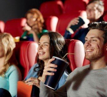 Kino, Quelle: dolgachov/istockphoto