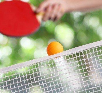 Tischtennis, Quelle: Vadymvdrobot/istockphoto
