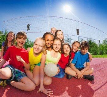 Volleyball , Quelle: SerrNovik/istockphoto