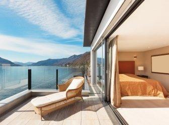 Modernes penthouse