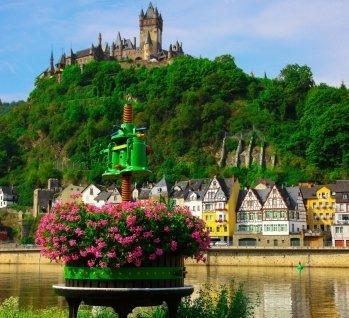 Moselstern Hotels, Quelle: ©Jan-Schneckenhaus/istockphoto
