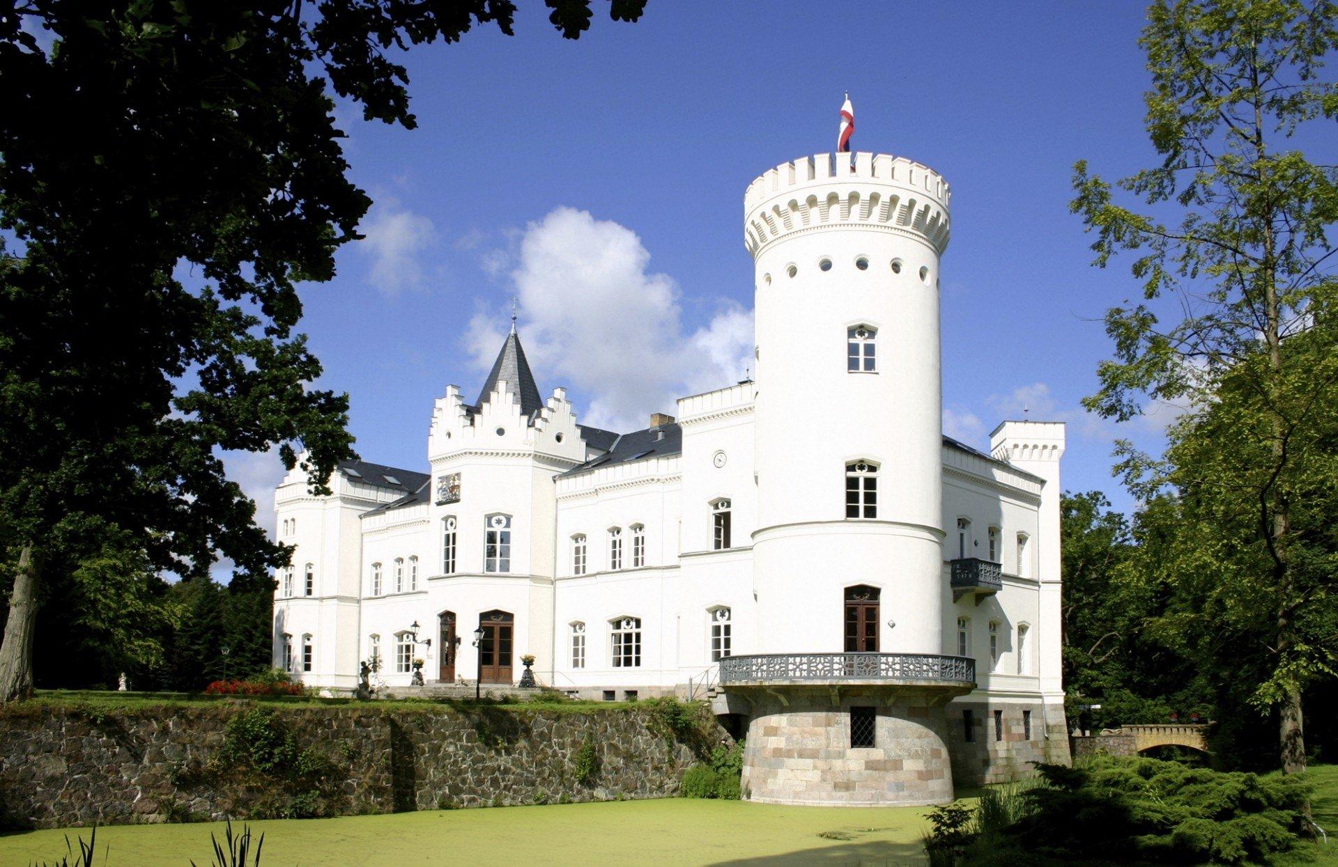 Schlosshotel Burghotel Angebote Kurzreisen Fur Paare