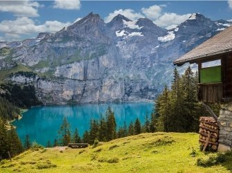 Alpen Urlaub