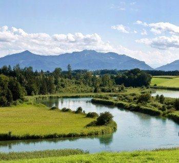 Alpenvorland, Quelle: PeJo29  / istockphoto