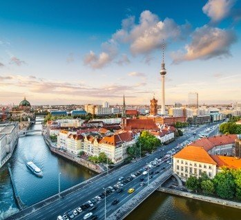 Berlin City, Quelle: Sean Pavone/ istockphoto