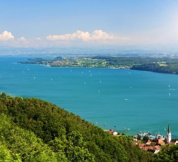 Bodensee, Quelle: ©OxfordSquare/ istockphoto