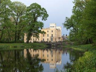 Steinhöfel Burg