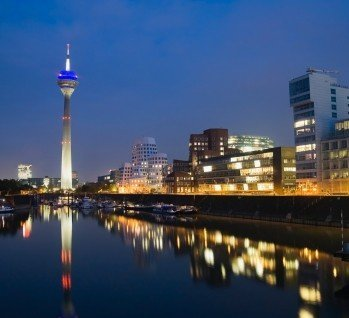 Düsseldorf und Umgebung, Quelle: jbk_photography/ istockphoto