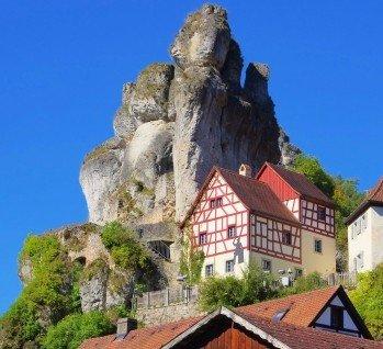 Fränkische Schweiz, Quelle: LianeM/ istockphoto