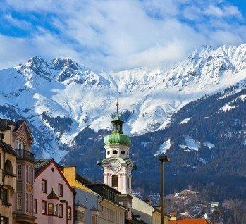 Innsbruck, Quelle: Tpopova/istockphoto
