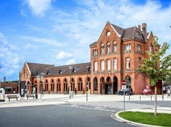 St. John's-Kirche in Luegde (Deutschland)