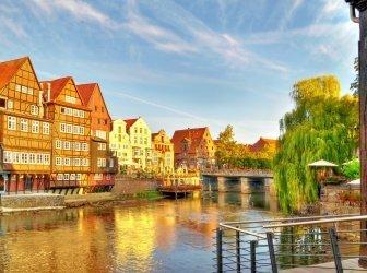 Lueneburg, Deutschland.