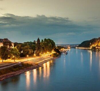 Mittelrhein, Quelle: LianeM/istockphoto