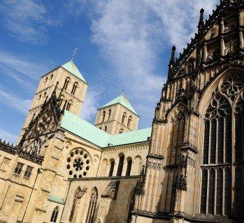 Münster und Umgebung, Quelle: ©seewhatmitchsee/istockphoto