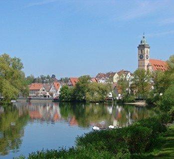 Neckartal, Quelle:  fotolinchen / istockphoto