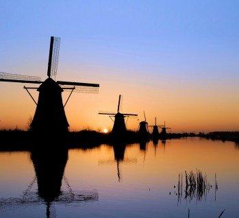 Niederländisches Grenzgebiet, Quelle: Jasonjanet/istockphoto