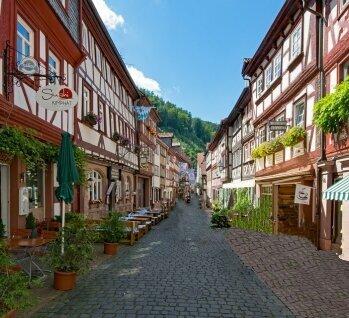 Odenwald, Quelle: Bernd Wittelsbach/ istockphoto