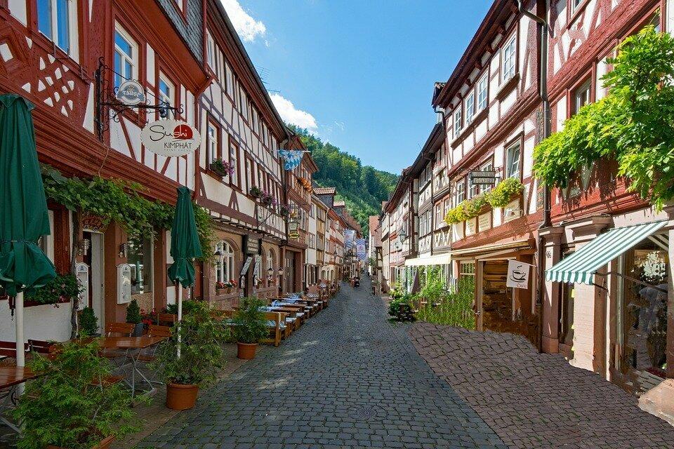 Hotel Im Odenwald Buchen Kurz Urlaub Wellness Wochenende