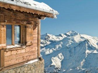 Berg und Hütte