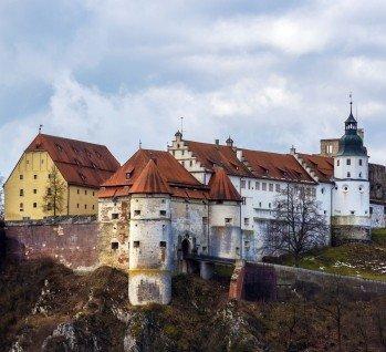 Ostwürttemberg, Quelle: Heidenheim ein der Brenz, Schloss Hellenstein