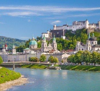 Salzburg, Quelle: bluejayphoto/istockphoto