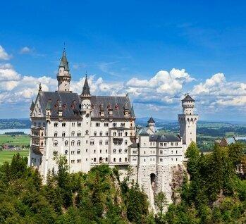 Schwangau, Quelle: fisfra/istockphoto