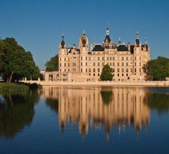 Schwerin, Quelle: RicoK69/istockphoto