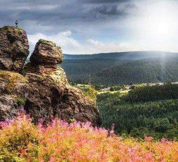 Thüringer Schiefergebirge, Quelle:  Michael Hieber/ istockphotov